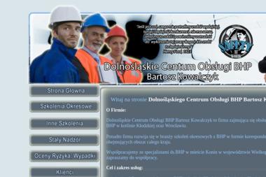 Dolnośląskie centrum Obsługi BHP - Firma audytorska Polanica-Zdrój