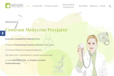 Centrum Medyczne Przyjaźni - Terapia uzależnień Lublin