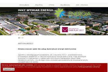 ENERGIA EURO PARK - Zaopatrzenie w energię elektryczną Mielec