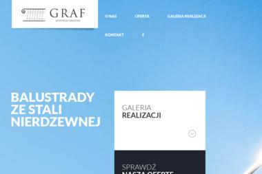 GRAF - Balustrady Kute Czaniec