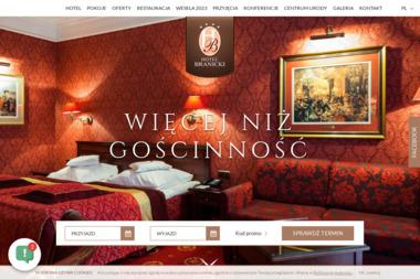 Hotel Branicki - Gastronomia Białystok