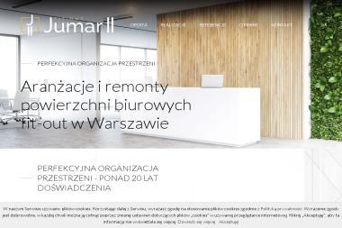 """P.P.H.U. """"JUMAR II"""" JERZY TWOREK - Wyrównywanie Ścian Morawica"""