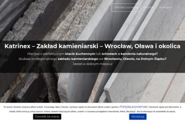 Katrinex - Kamieniarstwo Marcinkowice