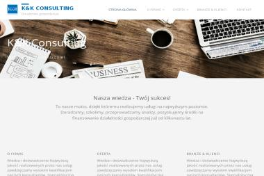 K&K Consulting - Biuro Doradztwa Gospodarczego Kraków