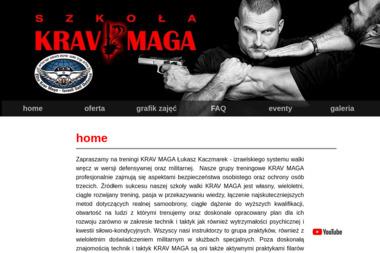 Szkoła KRAV-MAGA - Sporty walki, treningi Sieradz