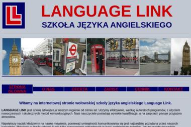 Language Link - Nauka Języka Wołów