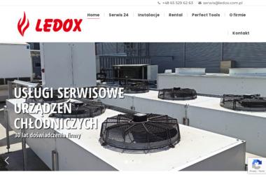 Ledox Rental Sp. z o.o. - Maszyny i urządzenia różne Wilkowice