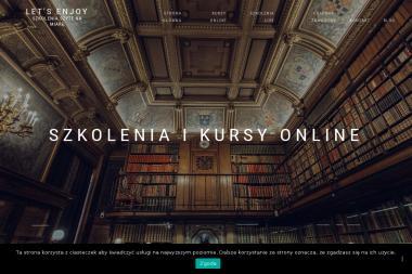 Let's Enjoy - Usługi Konsultingowe Kraków