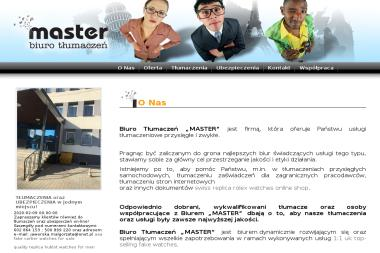 Biuro tlumaczeń MASTER - Biuro Tłumaczeń Busko-Zdrój