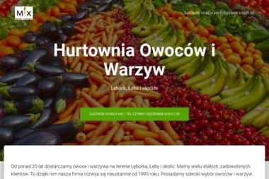 Hurtownia MiX - Warzywa Lębork