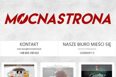 Mocna Strona - Oprogramowanie Sklepu Internetowego Gorzów Wielkopolski