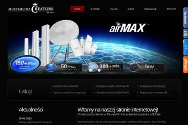 Multimedia-Creators - Internet, Hosting, Domeny Toruń