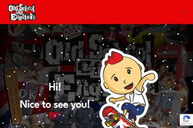 Old School of English - Nauczyciele angielskiego Szczecinek