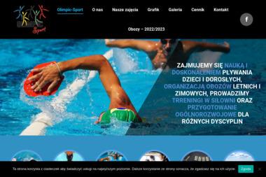 Olimpic-Sport - Nauka pływania Bydgoszcz