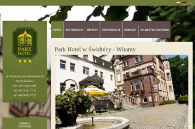 Park Hotel - Gastronomia Świdnica
