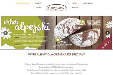 PIEKARNIA CUKIERNIA ŁUBOWSKI - Cukiernia Lubliniec