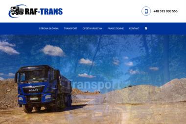 Raf-Trans - Gruz Godziszewo