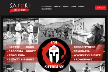 Satori Sport Klub - Sporty walki, treningi Legionowo