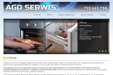 AGD SERWIS - Naprawa piekarników i kuchenek Elbląg