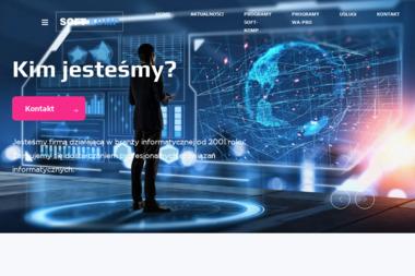 SOFT-KOMP - Programowanie Aplikacji Użytkowych Krosno