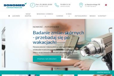 Centrum Medyczne Sonomed - Ortopeda Szczecin
