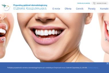 Elżbieta Kaszubowska Gabinet Stomatologiczny - Protetyk Chojnice