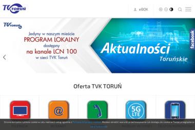 TVK Toruń - Internet Toruń