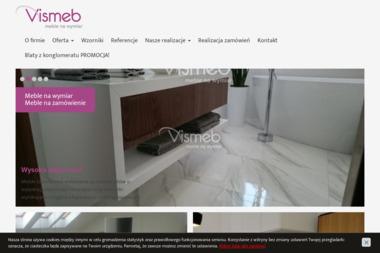 Vismeb - Meble do łazienki i toalety Marki