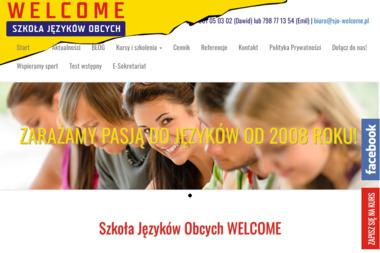 Szkoła Języków Obcych 'WELCOME' SC - Szkoła Językowa Świebodzice
