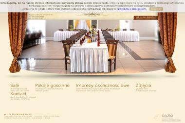 Z艂ota Podkowa - Lokale gastronomiczne W艂oc艂awek