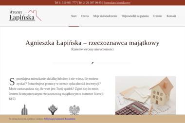 BIURO WYCENY NIERUCHOMOŚCI Agnieszka Łapińska - Kancelaria Prawna Ostrów Mazowiecka