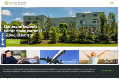 Zielona Klinika - Terapia uzależnień Motycz