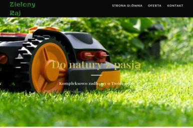 Zielony Raj - Odśnieżanie Dachów Grudziądz