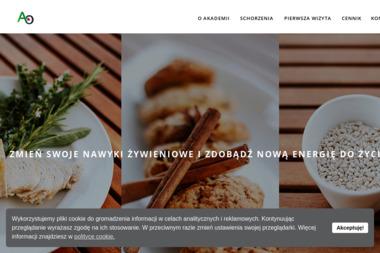 Akademia Odżywiania - Dietetyk Zielona Góra