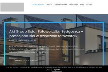 AM Group Solar Fotowoltaika Bydgoszcz - Kolektory słoneczne Łochowo