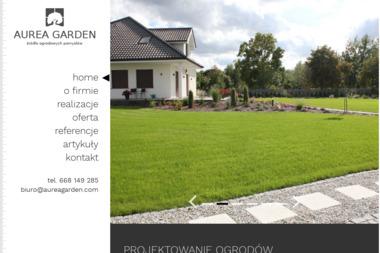 Aurea Garden - Projektowanie ogrodów Gorzów Wielkopolski