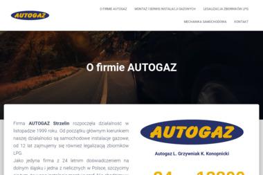 AUTOGAZ - Auto gaz Strzelin