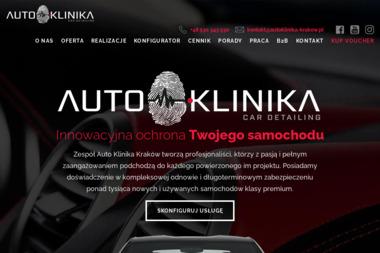 Auto Klinika Kraków - Tapicerowanie Foteli Samochodowych Wieliczka