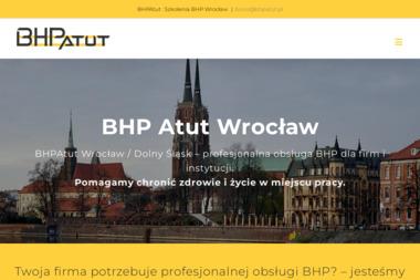 BHPATUT - Szkolenie Okresowe BHP Żerniki małe