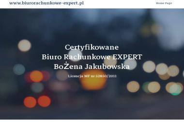 Biuro Rachunkowe EXPERT Bożena Jakubowska - Kadry Grójec