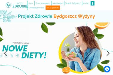 Projekt Zdrowie - Dietetyk Bydgoszcz