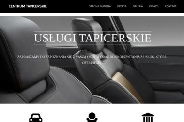 Centrum Tapicerskie - Tapicer Samochodowy Konin