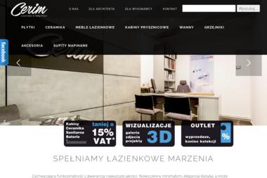 Cerim - Wyposażenie łazienki Lublin