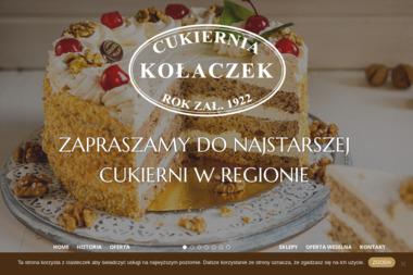 Cukiernia Kołaczek - Firma Gastronomiczna Oświęcim
