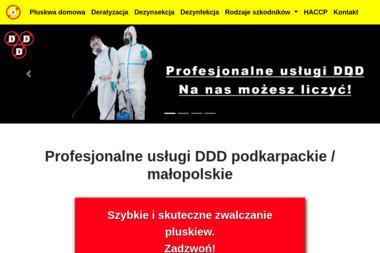 Profesjonalne usługi DDD Wojciech Żychowski - Dezynsekcja i deratyzacja Osiek Jasielski