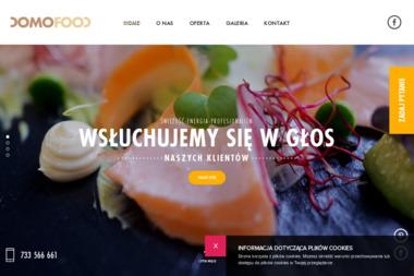 Domofood - Usługi Kulinarne Wocławy