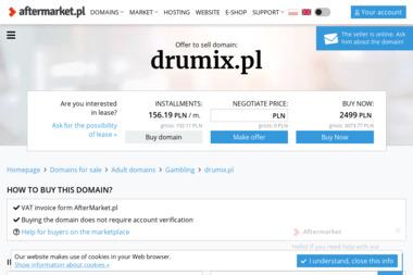 DRUMIX - Serwis sprzętu biurowego Olsztyn