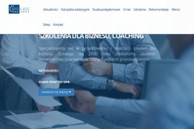 Europejski Instytut Psychologii Biznesu - Szkoleniowcy Lublin