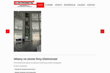 Elektroinstal  S.C. - Windy i dźwigi Olsztyn