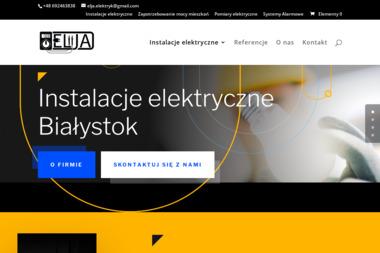 Elija - Projektowanie Instalacji Elektrycznych Białystok